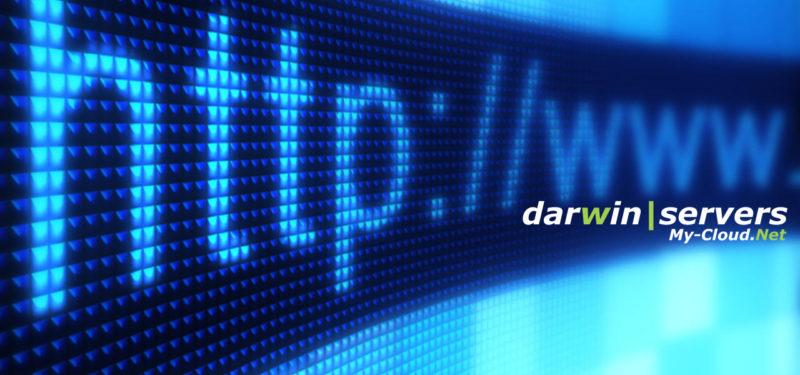world internet domains.