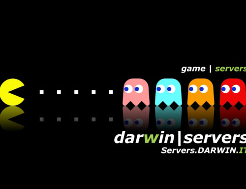Game server Hosting – web site design
