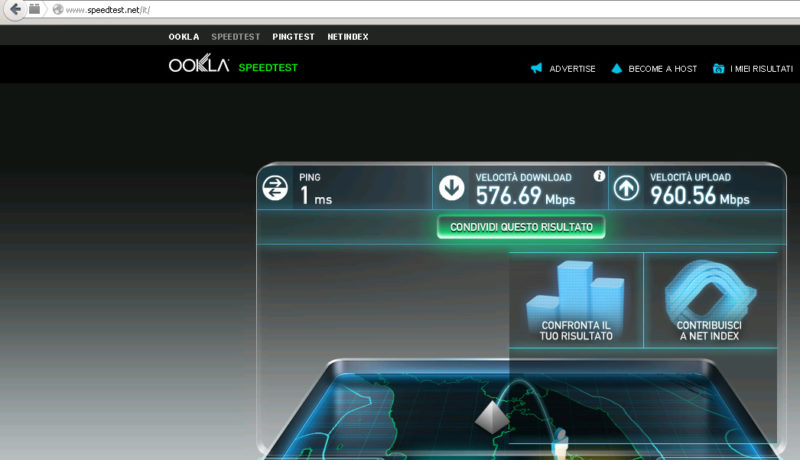 speedtest, ping speed, darwin servers.