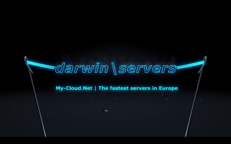 darwin servers video