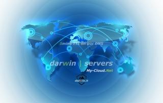 5 minutes ttl on darwin dns servers