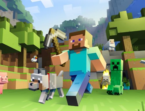 Minecraft videogame online and servers