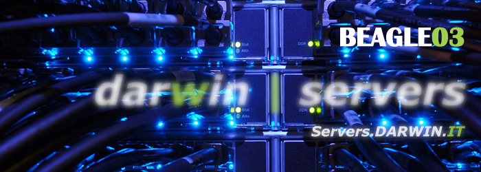 dedicated server, darwin beagle 03.