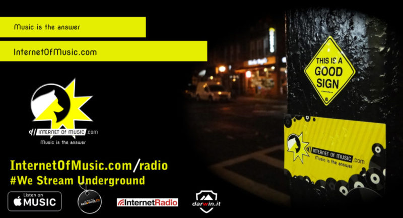 web radio, internet radio, streaming music.